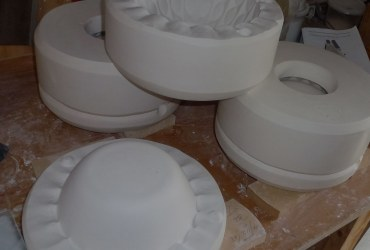 moulds for customer requirments